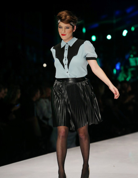 שבוע האופנה דצמבר 2012 אפרת גוש