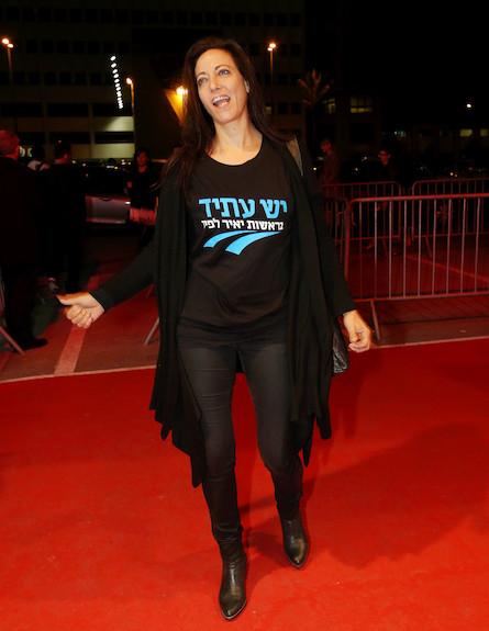 שבוע האופנה דצמבר 2012 ליהי לפיד