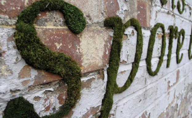 גרפיטי ירוק (צילום: מתוך האתר hiconsumption.com)
