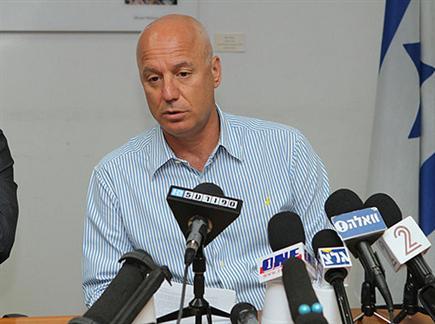 ארגוני פשע בלב הכדורגל הישראלי. צור (צילום: ספורט 5)