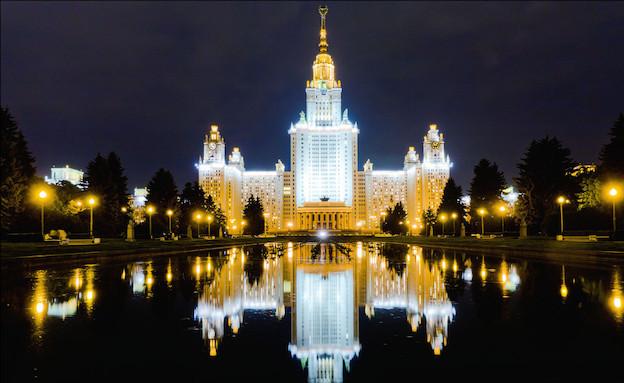 מגדל (צילום: מהבלוג של ויטלי רסקלוב)