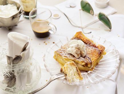פודינג לחם, מסעדת גראנד קפה