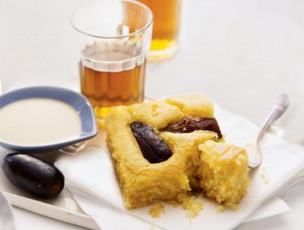 עוגת סולת, מסעדת ברטי
