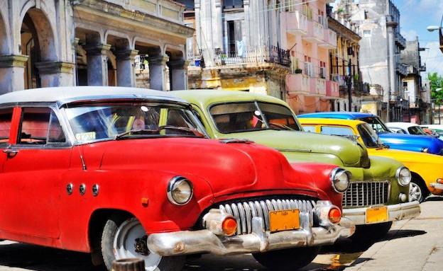 רחוב בקובה  (צילום: אימג'בנק / Thinkstock)