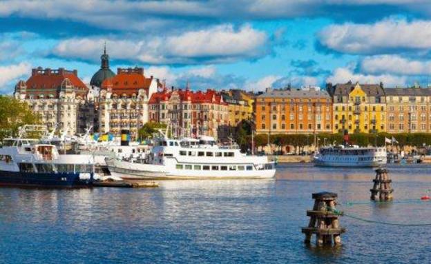 שטוקהולם (צילום: אימג'בנק / Thinkstock)