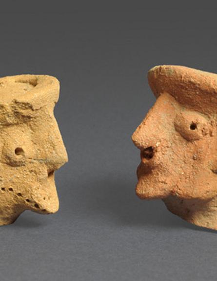 כלי חרס מלפני 2,750 שנה (צילום: רשות העתיקות)