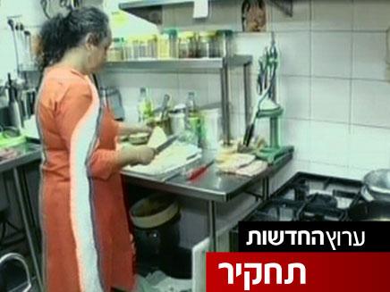 תחקיר כשרות מסעדות (צילום: חדשות 2)