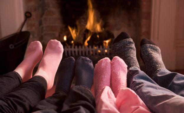 מתחממים בחורף (צילום: monkeybusinessimages, GettyImages IL)