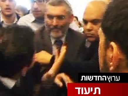 """בג""""ץ דן בעתירת זועבי נגד פסילתה (צילום: חדשות2)"""