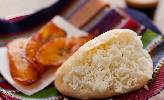 ארפה במילוי גבינות (צילום: בני גם זו לטובה, אוכל טוב)