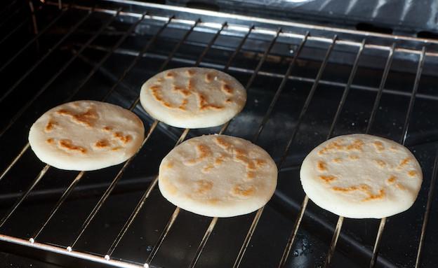 ארפה: בתנור (צילום: בני גם זו לטובה, אוכל טוב)