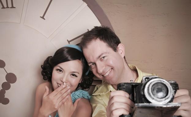 דניאל ואשתו