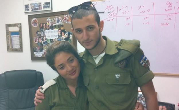 גיא סלניק חייל (צילום: תומר ושחר צלמים)