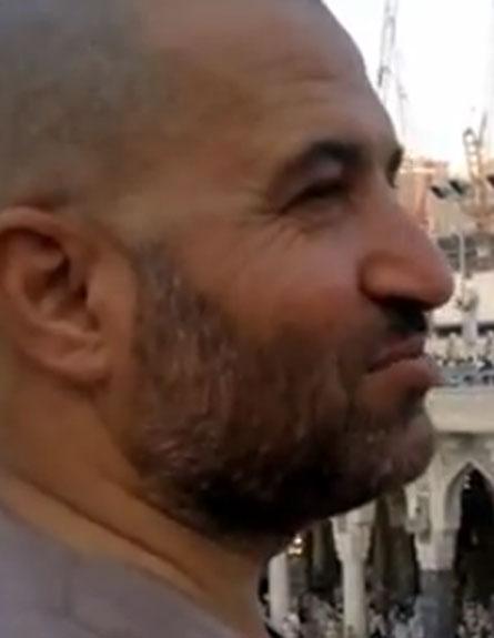 ג'עברי מגולח, ימים לפני מותו (צילום: חדשות 2)