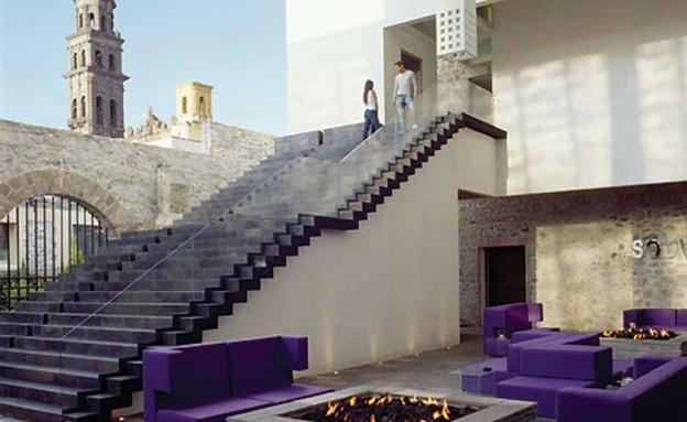 ברים מוזרים (צילום: מתוך האתר www.lapurificadora)