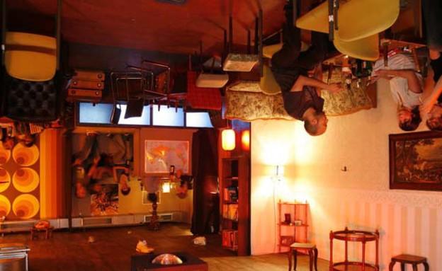 ברים מוזרים (צילום: מתוך האתר www.madame claude berlin)