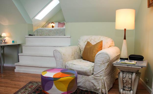 """בקתות ארה""""ב (צילום: מתוך האתר www.airbnb.com)"""