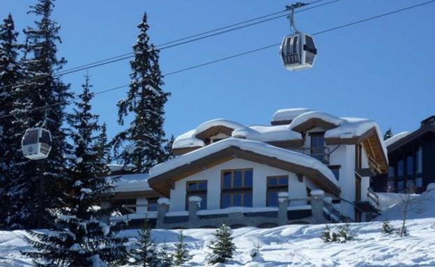 בקתות צרפת (צילום: מתוך האתר www.alpineguru.com)
