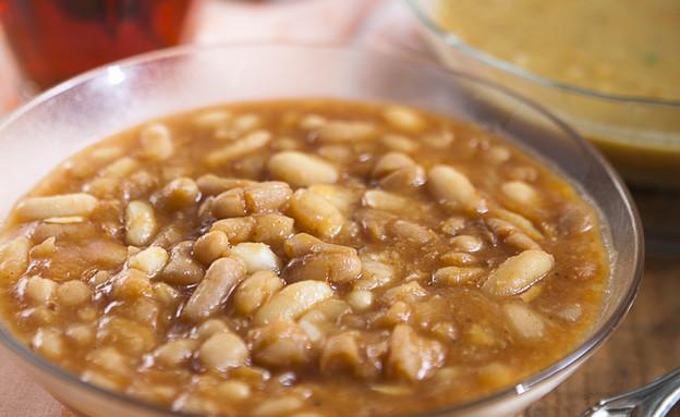 מרק שעועית (צילום: אנטולי מיכאלו, ifeel)