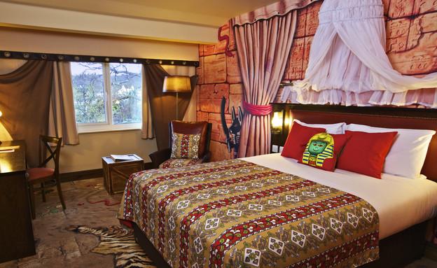 אדוונצ'ר רום, מלון הלגו (צילום: mako)