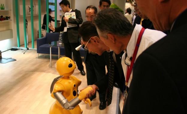 רובוט Wakamaru