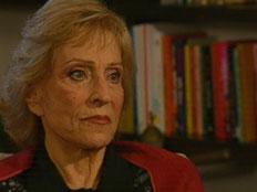 דבורה עומר, 1932-2013 (צילום: חדשות 2)