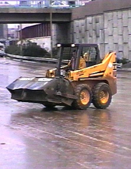 איילון הצפה, שנת 2000 (צילום: חדשות 2)