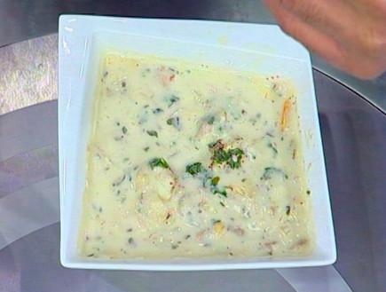 הומאז' למרק דגים של דליה (תמונת AVI: mako)