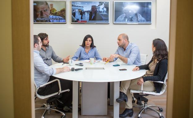 הפרוייקט הישראלי במשרד צילום נועם מושקוביץ