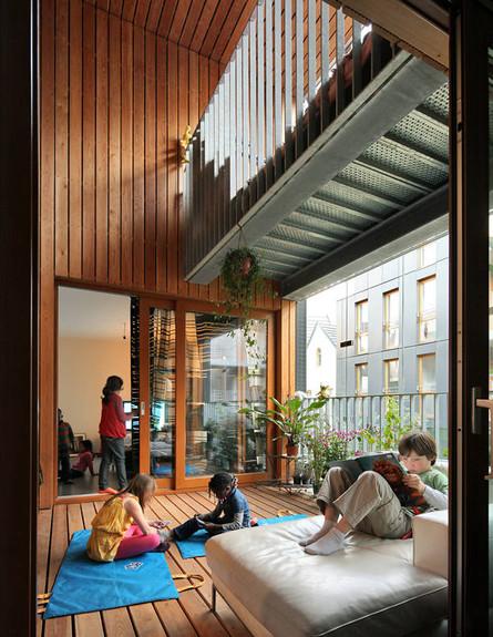 מפעל, יחידת דיור (צילום: מתוך האתר www.mdw-architecture.com)