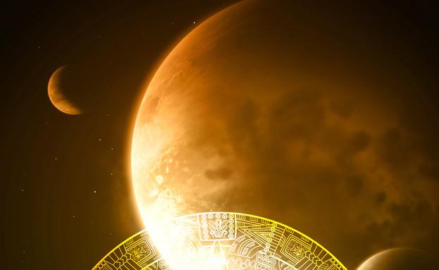 לוח שנה עתיק (צילום: Thinkstock)