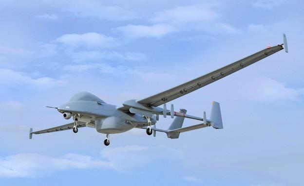 מטוס שובל (צילום: התעשיה האווירית)