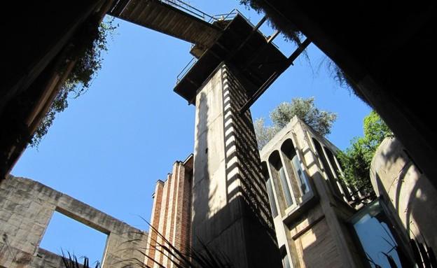 מפעל בטון,  (צילום: ricardobofill.com)