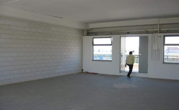 לופט תא, לפני (צילום: אילן נחום)