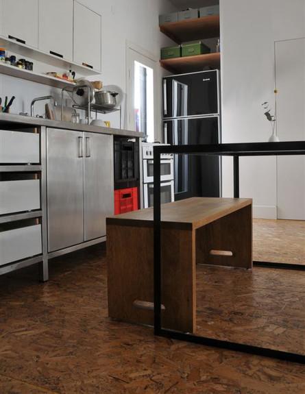 דן טרוים ארון מטבח (צילום: שי אדם)