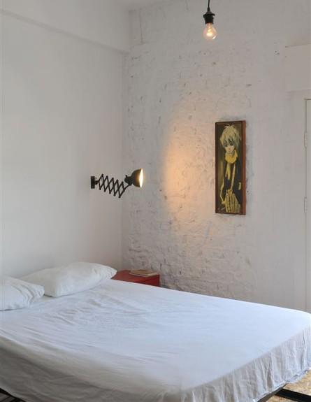 דן טרוים, חדר שינה (צילום: שי אדם)