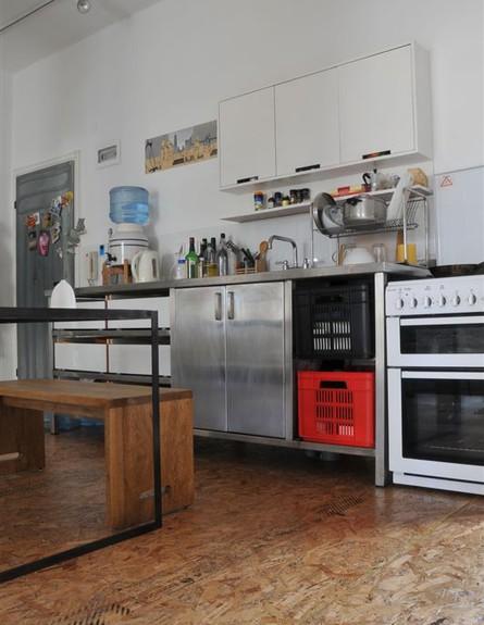 דן טרוים, מטבח (צילום: שי אדם)