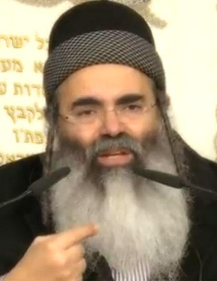 """גז מדמיע פוזר בכנס של אמנון יצחק (צילום: יח""""ץ)"""