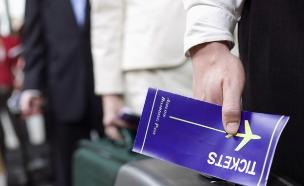 כרטיס טיסה (צילום: אימג'בנק / Thinkstock)