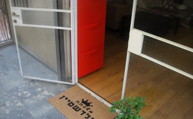 איקאה שטיח כניסה, סופי 4 (צילום: דידי רפאלי)