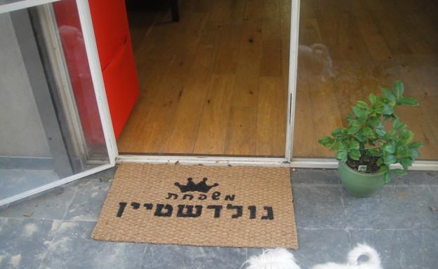 איקאה שטיח כניסה, סופי1 (צילום: דידי רפאלי)