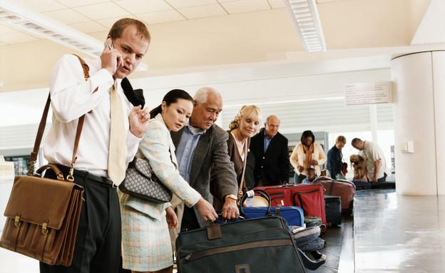 מסוע מזוודות (צילום: אימג'בנק / Thinkstock)