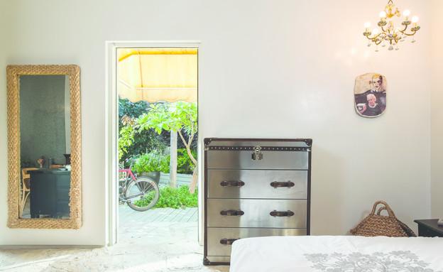איה צאלים, חדר שינה (צילום: טל ניסים)