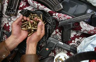 קליעים (צילום: Abid Katib, GettyImages IL)