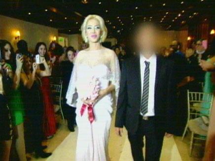 הטרנסג'נדרית הראשונה שהתחתנה בארץ (צילום: חדשות 2)
