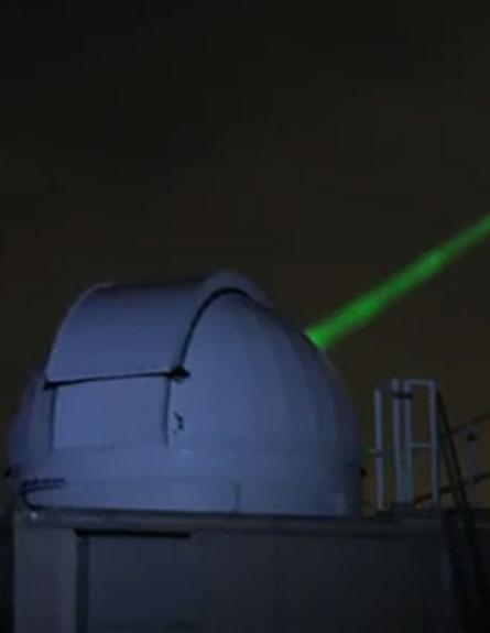 דארת' ויידר היה גאה. צפו בשיגור המונה ליסה לירח (צילום: יוטיוב)