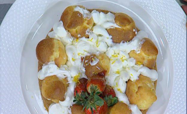 עוגת פחזניות (תמונת AVI: mako)