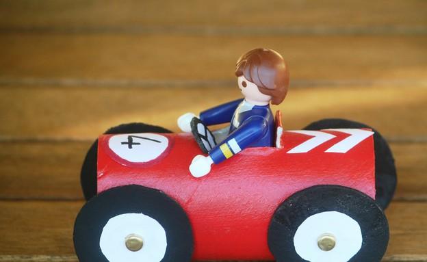 עשה זאת ילדים מכונית (צילום: kiflieslevendula.blogspot)
