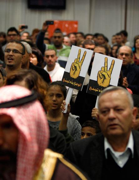ערביי ישראל יצביעו בהמוניהם? (צילום: רויטרס)
