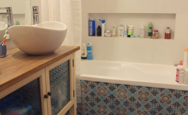 14 Shani Ring Bathroom designs (צילום: סשה גבריקוב)